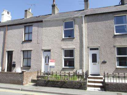 2 Bedrooms Terraced House for sale in Bangor Street, Y Felinheli, Gwynedd, LL56