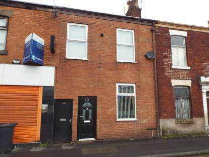 2 Bedrooms Terraced House for sale in Ribbleton Lane, Preston, Lancashire, PR1