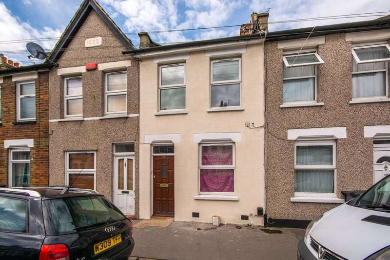 2 Bedrooms House for sale in Boulogne Road, Croydon, CR0