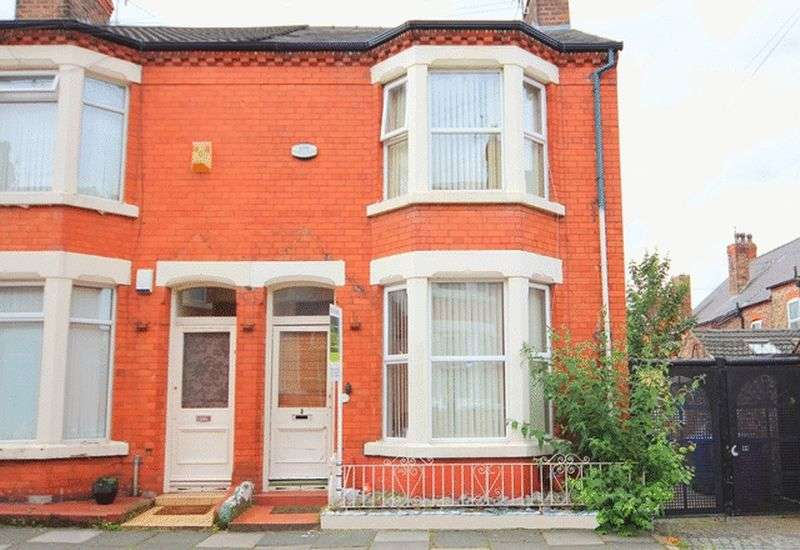 3 Bedrooms Terraced House for sale in Lugard Road, Aigburth, Liverpool, L17