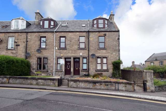 3 Bedrooms Apartment Flat for sale in Milton Road, Kirkcaldy, Fife, KY1 1TH
