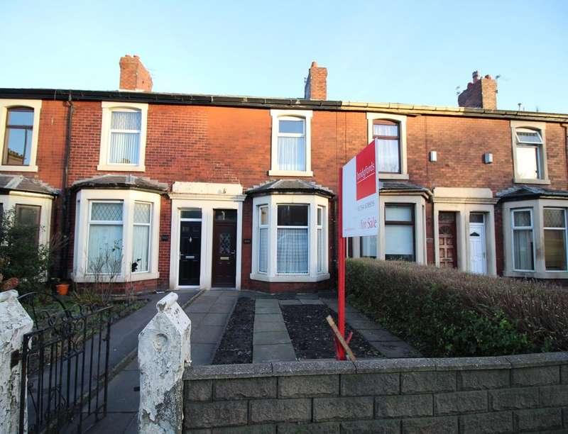 2 Bedrooms Property for sale in Bolton Road, Blackburn, BB2