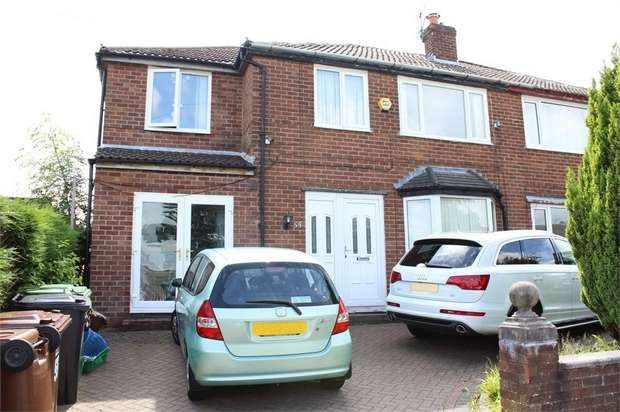 5 Bedrooms Semi Detached House for sale in Edge End Avenue, Brierfield, Nelson, Lancashire
