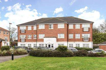 2 Bedrooms Flat for sale in Shetland Court, 1 Bressay Drive, London