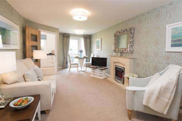 1 Bedroom Apartment Flat for sale in Broadfield Court, Prestwich