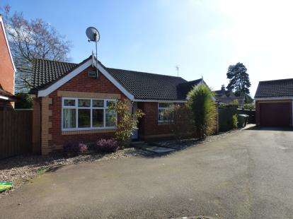 3 Bedrooms Bungalow for sale in Frolesworth Lane, Claybrooke Magna, Lutterworth, Leicestershire