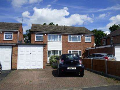 3 Bedrooms Semi Detached House for sale in Westleigh Road, Glen Parva, Leicester, Leicestershire