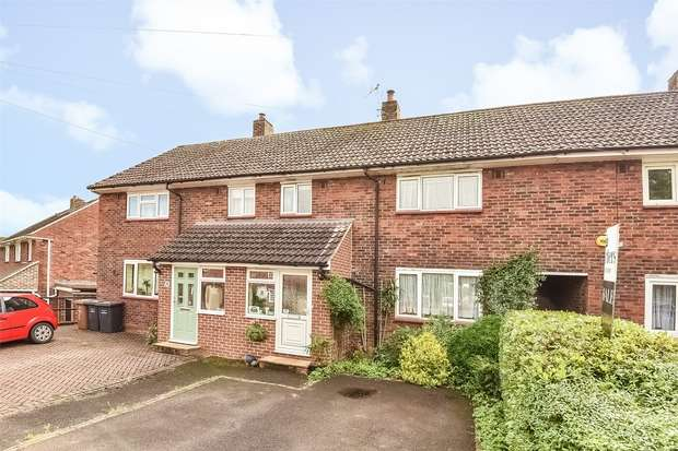 3 Bedrooms Terraced House for sale in Barton Stacey, Winchester, Hampshire