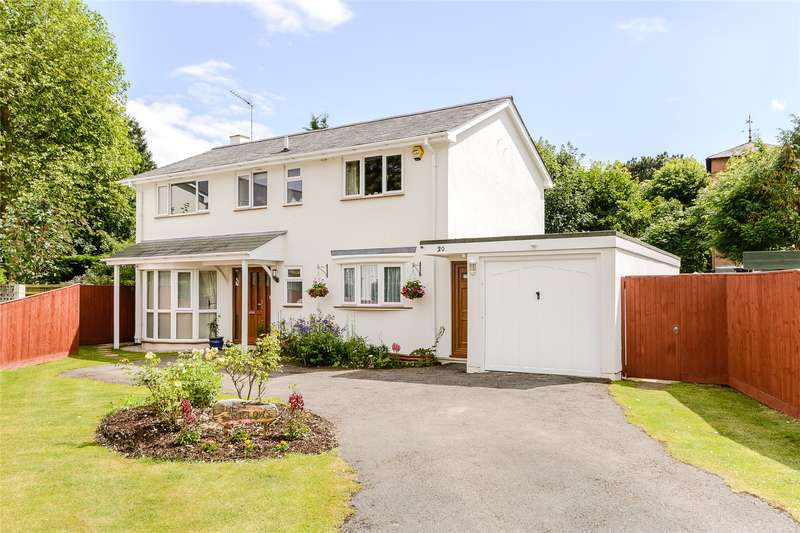 3 Bedrooms Detached House for sale in Burcot Park, Burcot, Abingdon, Oxfordshire, OX14