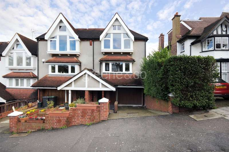 4 Bedrooms Semi Detached House for sale in Montenotte Road, Crouch End, London, N8