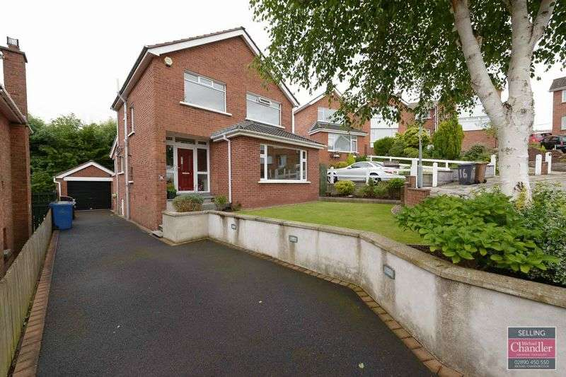 3 Bedrooms Detached House for sale in 14 McCaughan Park, Belfast, BT9 9QJ