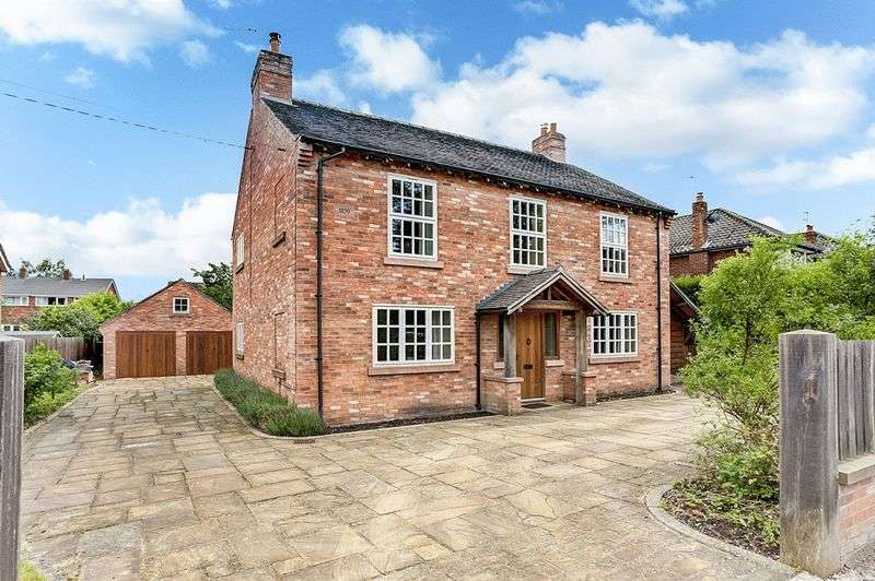 3 Bedrooms Detached House for sale in Padgbury Lane, Congleton