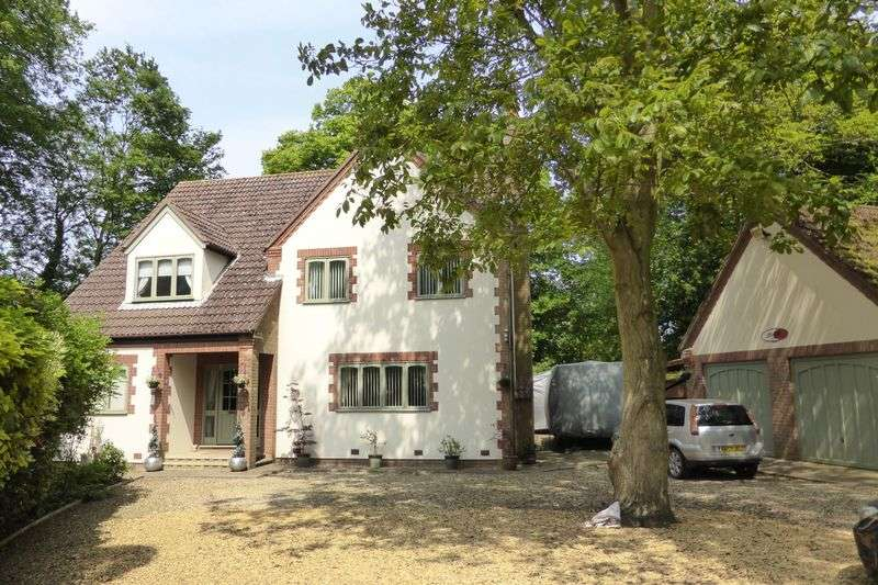 4 Bedrooms Detached House for sale in Rectory Road, Tydd St Mary, Lincolnshire