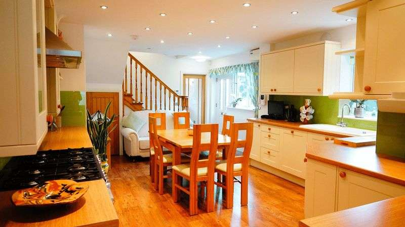 3 Bedrooms House for sale in Belle Vue Terrace, Ludlow