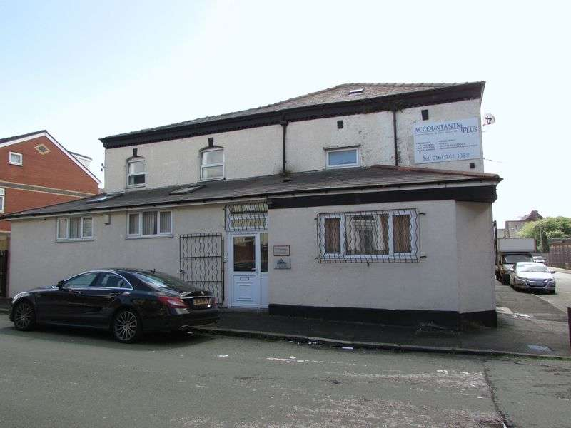 Commercial Property for sale in Canning Street, Bury - Block of 3 offices & 1 flat