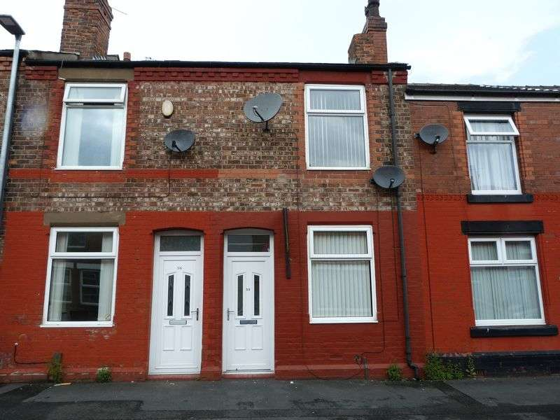 3 Bedrooms Terraced House for sale in Algernon Street, Warrington, WA1 3QP