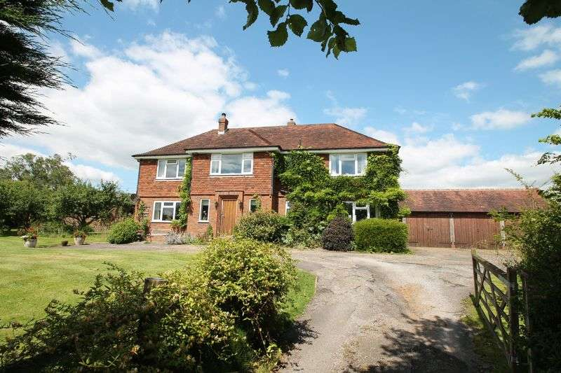 4 Bedrooms Property for sale in Brenchley Road, Matfield, Tonbridge