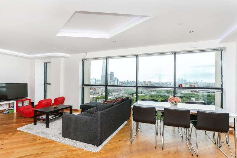 3 Bedrooms Flat for sale in Newington Causeway, London