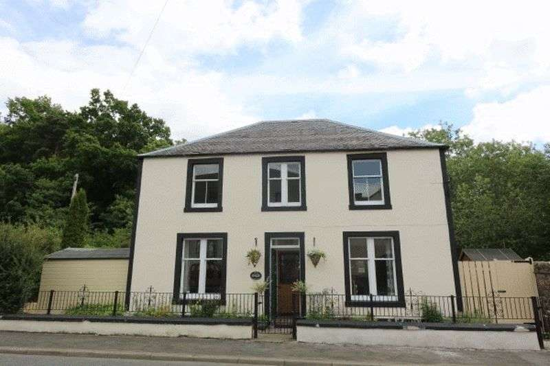 4 Bedrooms Detached House for sale in Ferniebank, 8 Leithen Road, Innerleithen