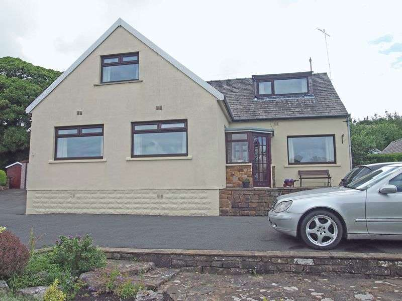 4 Bedrooms Detached Bungalow for sale in Bye Pass Road, Bolton Le Sands, Carnforth