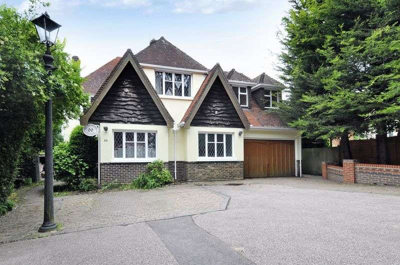 6 Bedrooms Detached House for sale in Warren Road, Worthing