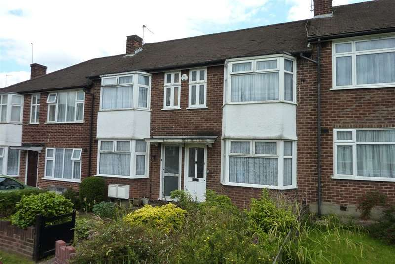 2 Bedrooms Maisonette Flat for sale in SELWYN COURT, EDGWARE