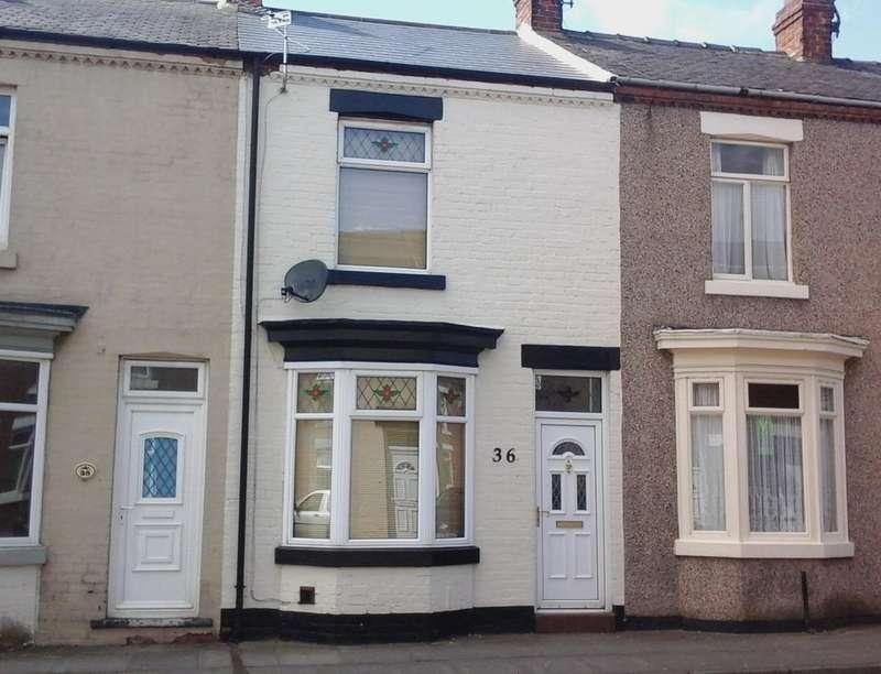 2 Bedrooms Property for sale in Chandos Street, Darlington, DL3