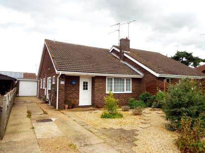 3 Bedrooms Bungalow for sale in Grimston, King's Lynn, Norfolk