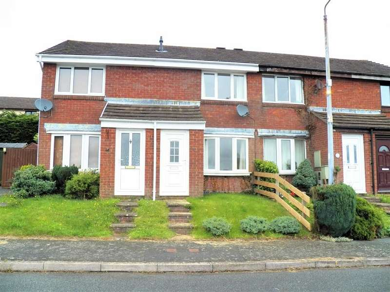 2 Bedrooms Property for sale in Keats Grove, Priory Park, Haverfordwest
