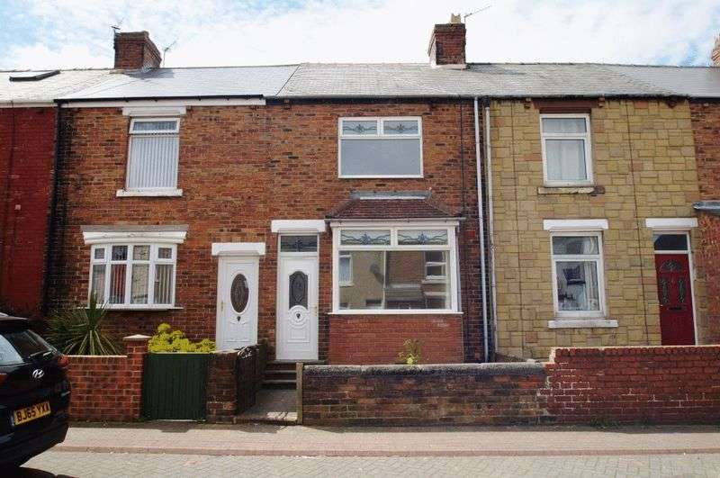 2 Bedrooms Terraced House for sale in Prospect Terrace, New Brancepeth