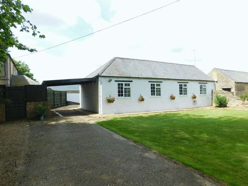 2 Bedrooms Detached Bungalow for sale in Main Road, Etton