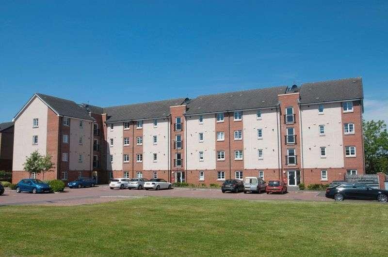 2 Bedrooms Flat for sale in Flat 6, 29 McDonald Crescent, Falkirk