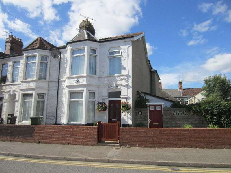 3 Bedrooms House for sale in Lansdowne Road Canton Cardiff CF5 1PT
