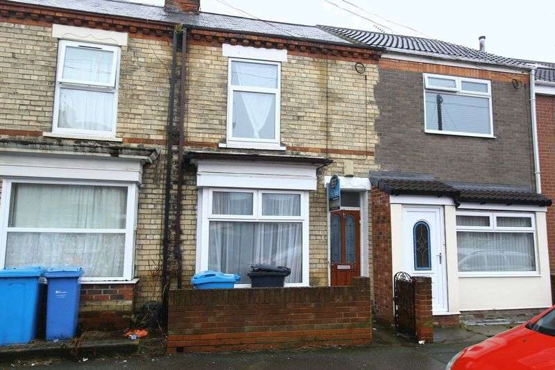 3 Bedrooms Terraced House for sale in Melbourne Street, Hull