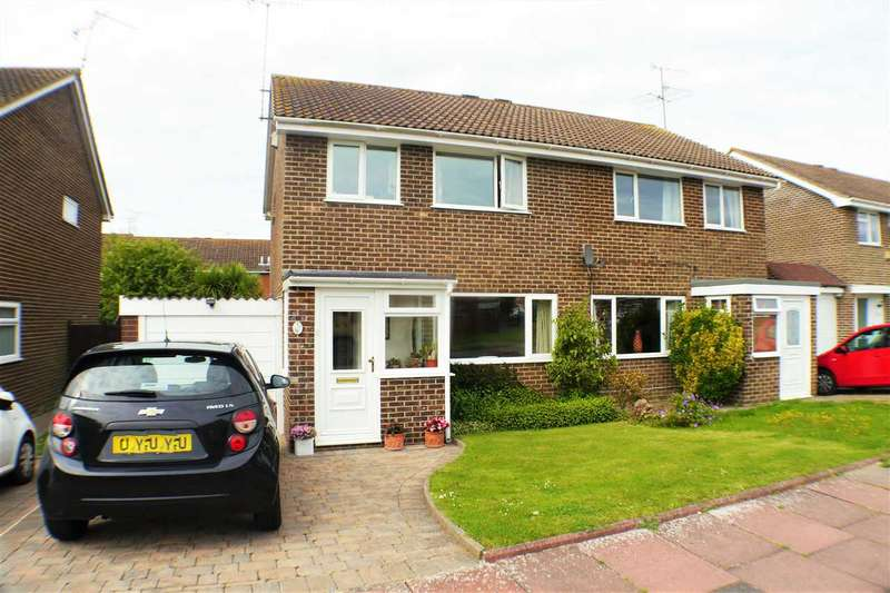 3 Bedrooms Semi Detached House for sale in Vancouver Road, Worthing