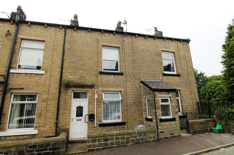 2 Bedrooms Terraced House for sale in Dale Street, Sowerby Bridge, Sowerby Bridge