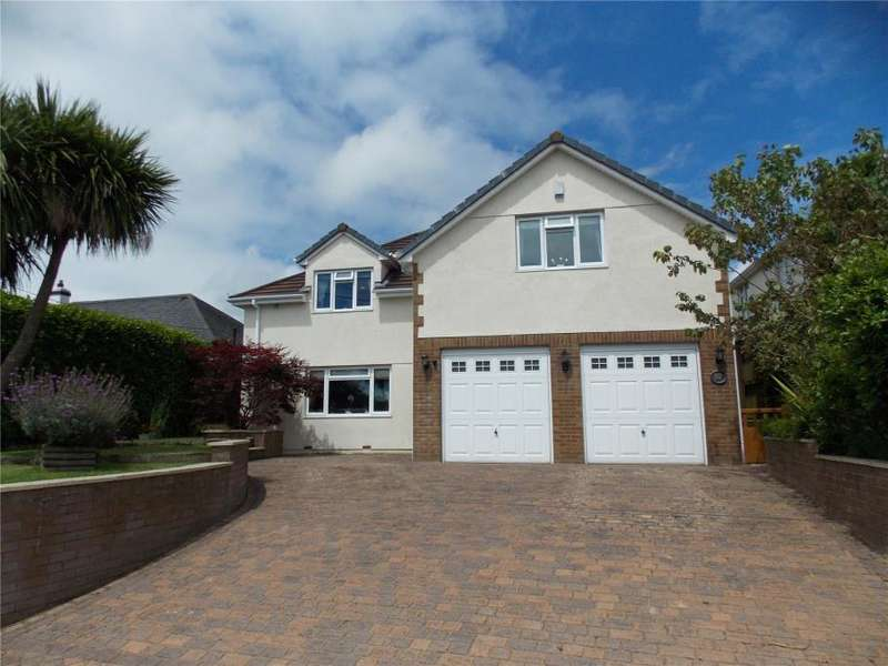 5 Bedrooms Detached House for sale in Pengover Road, Liskeard, Cornwall