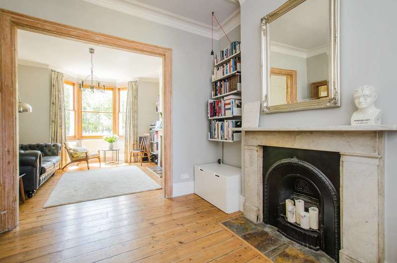 3 Bedrooms House for sale in Braxfield Road, Brockley, SE4