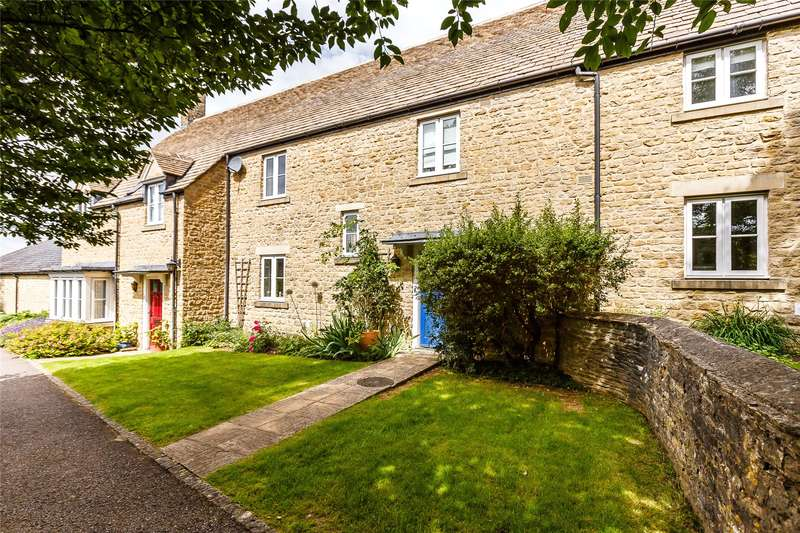 2 Bedrooms Terraced House for sale in The Playing Close, Charlbury, Chipping Norton, Oxfordshire, OX7