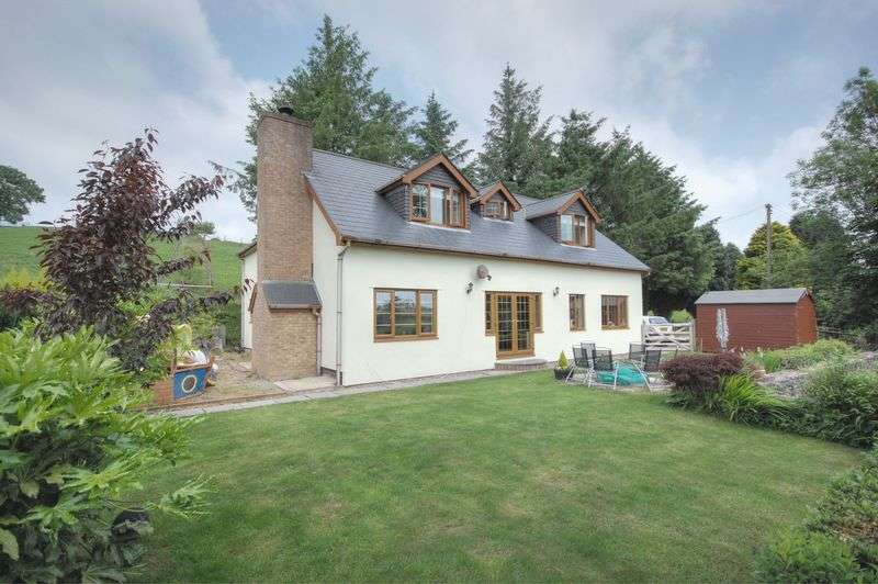 5 Bedrooms Detached House for sale in Garth Grabban Bungalow, Coedely, Nr Llantrisant CF39 8HJ