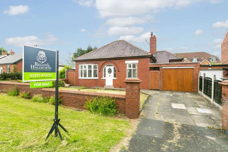 2 Bedrooms Detached Bungalow for sale in Almond Brook Road, Standish, WN6 0TB