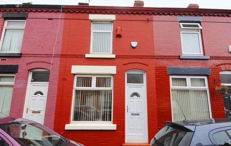 2 Bedrooms Terraced House for sale in Ronald Street, Old Swan, Liverpool, L13
