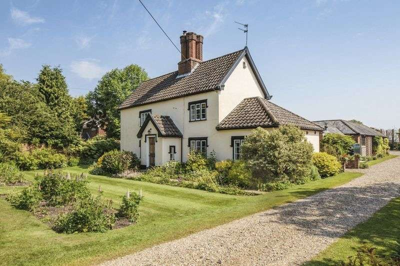 4 Bedrooms Detached House for sale in Walcot Green, Diss