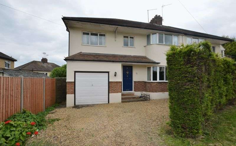 4 Bedrooms Semi Detached House for sale in Drift Gardens, Stamford