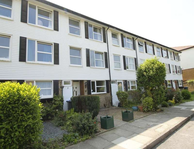 4 Bedrooms Property for sale in Ranelagh Place, New Malden, KT3