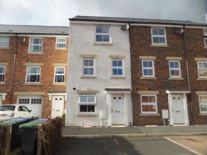 3 Bedrooms Town House for sale in Barrington Close, Durham, DH1