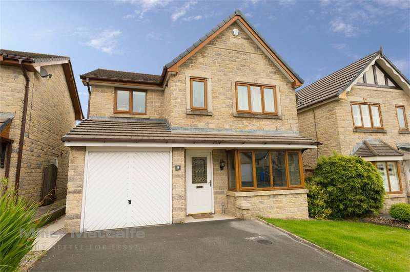 4 Bedrooms Detached House for sale in Lansdowne Close, Ramsbottom, Bury, Lancashire