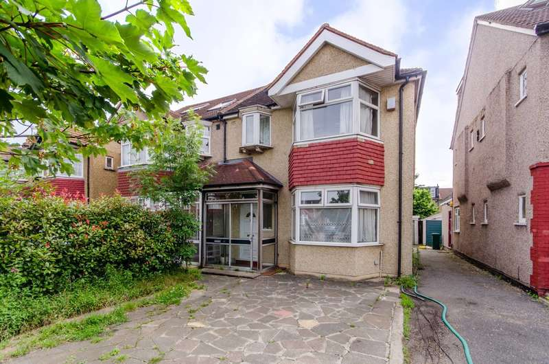 3 Bedrooms House for sale in Grand Drive, Raynes Park, SW20