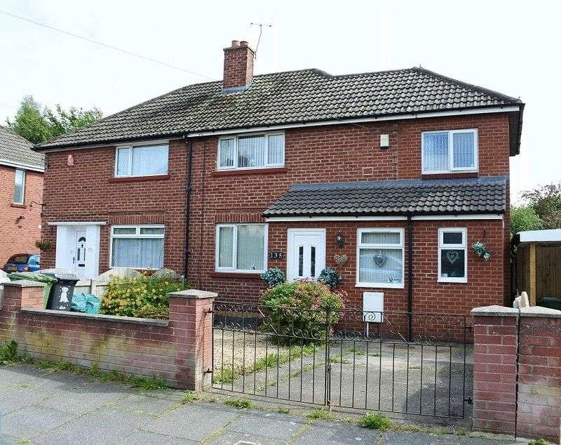 3 Bedrooms Semi Detached House for sale in Belle Vue, Carlisle