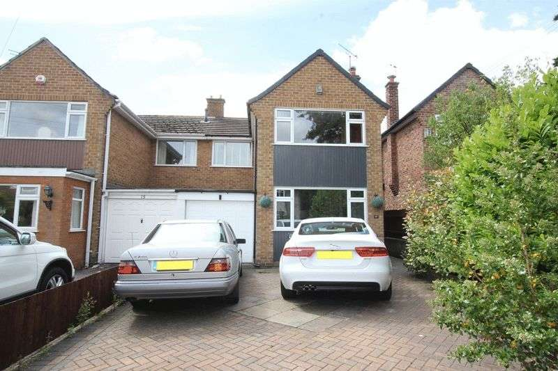 3 Bedrooms Semi Detached House for sale in Grosvenor Place, Oxton, Wirral